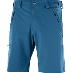 Salomon Wayfarer - Shorts Homme - regular bleu